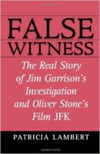 Book False Witness
