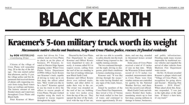 5 ton truck